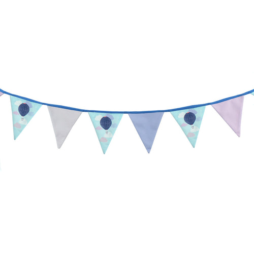 Hot Air Balloon Bunting - Miss Pretty London UK Limited