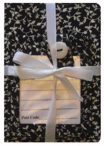 Black_Flower_Passport_Cover_and_Luggage_Tag_Gift_Set