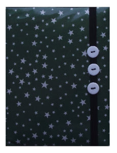 Green Star Print E-Reader Case - Miss Pretty London UK Limited