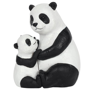 Mother and Baby Panda Ornament - Miss Pretty London UK Limited