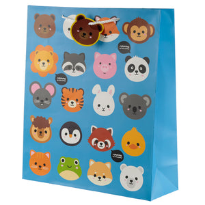 Cutiemals Cute Animal Design Extra Large Gift Bag