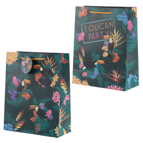 Toucan Party Large Gift Bag