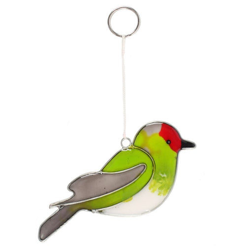 GOLDFINCH BIRD SUNCATCHER