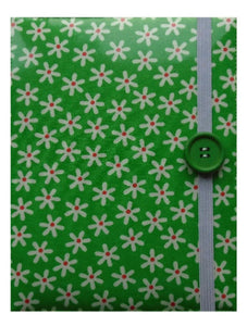 Green Daisy Print E-Reader Case - Miss Pretty London UK Limited