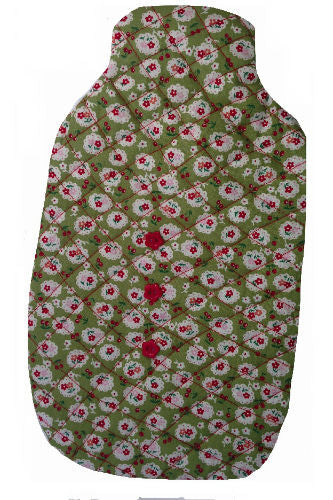 Green_Cherry_Blossom_Hotwater_Bottle_Cover