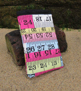 Tape_Measure_Print_Mobile_Phone_Sock_Pouch