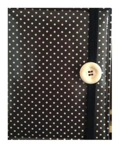 Small Brown Polka Dot E-Reader Case - Miss Pretty London UK Limited