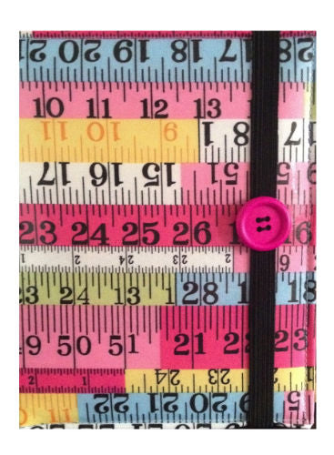Tape Measure Print E-Reader Case - Miss Pretty London UK Limited