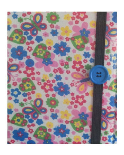 Flutterbies Print E-Reader Case - Miss Pretty London UK Limited