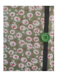Green Cherry Blossom Print E-Reader Case - Miss Pretty London UK Limited
