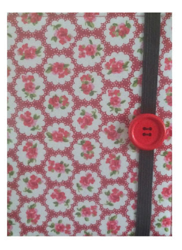 Red Roses Print E-Reader Case - Miss Pretty London UK Limited