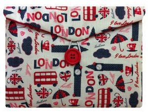 White_London_Print_Tablet_Bag