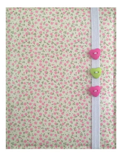 Pink Mini Flowers Print E-Reader Case - Miss Pretty London UK Limited