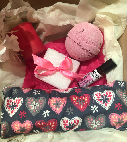 The Valentine's Day Gift Box