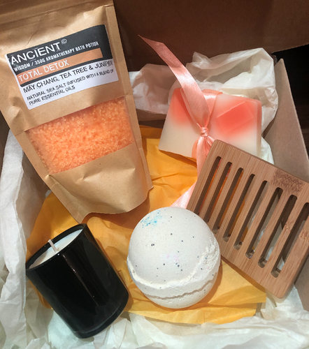 Slice of Sunshine Pamper Gift Box - Miss Pretty London UK Limited