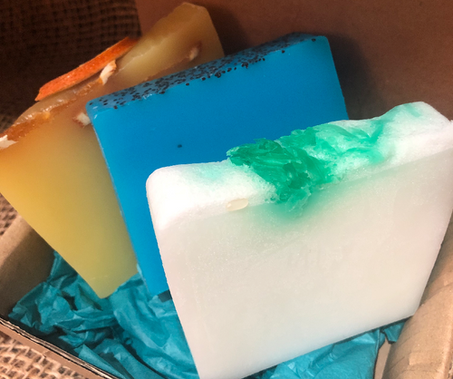 Soap Slices Gift Box
