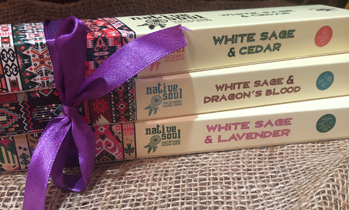 Native Soul Incense Gift Set