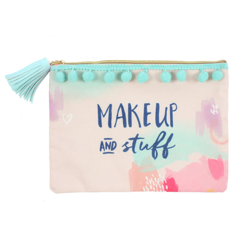 Makeup And Stuff Pouch