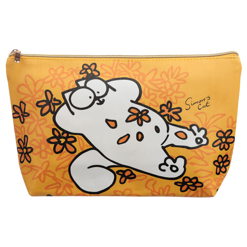 Large PVC Make Up Toiletry Wash Bag - Simon's Cat - Miss Pretty London UK Limited