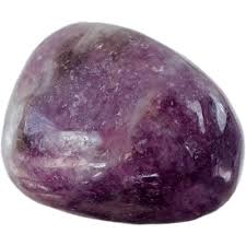 Lepidolite - The stone for relieving stress and anxiety