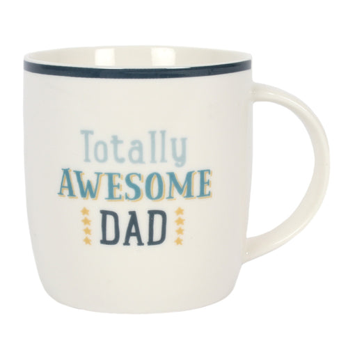Totally Awesome Dad Mug - Miss Pretty London UK Limited