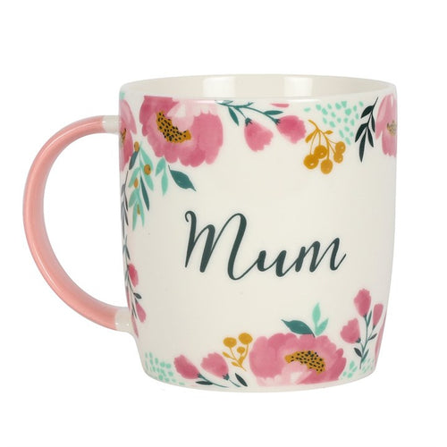 MUM BLOSSOM AND BEE MUG - Miss Pretty London UK Limited