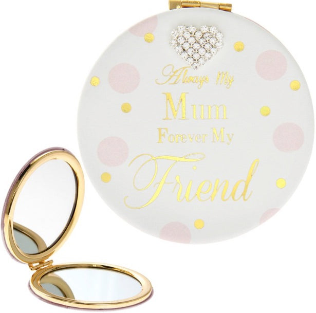 MAD DOTS MUM COMPACT MIRROR