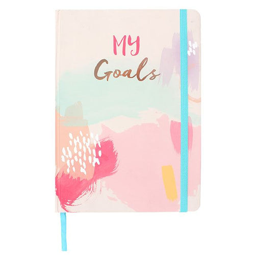 MY GOALS A5 NOTEBOOK