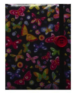 Multicoloured Butterfly Print E-Reader Case - Miss Pretty London UK Limited