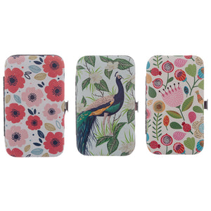 Botanical Poppy, Autumn and Peacock Manicure Set - Miss Pretty London UK Limited
