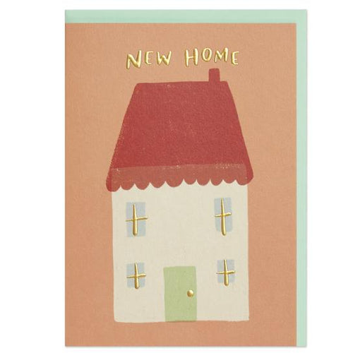 New Home Greeting Card - RBL007