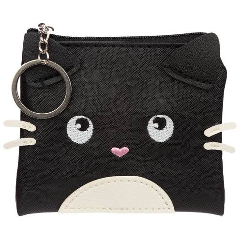 Handy PVC Purse - Feline Fine Cat