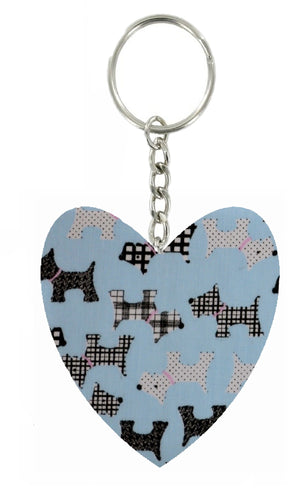 Pale_Blue_Scottie_Dog_Print_Heart_Keyring
