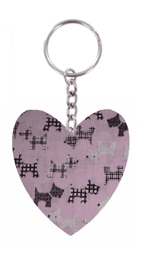 Pale_Pink_Scottie_Dog_Print_Heart_Keyring