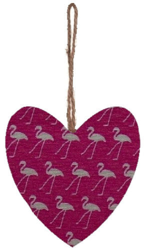 Pink_Flamingo_Print_Hanging_Heart