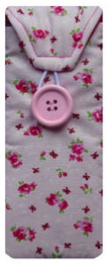 Pink Vintage Flowers Glasses Case - Miss Pretty London UK Limited