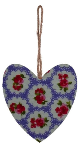 Purple_Roses_Print_Hanging_Heart