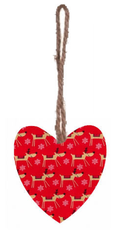 Red_Reindeers_Christmas_Print_Hanging_Heart