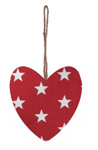 Large_Red_Stars_Print_Plump_Fabric_Hanging_Heart
