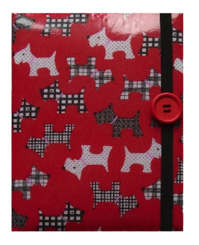 Red Scottie Dogs Print E-Reader Case - Miss Pretty London UK Limited