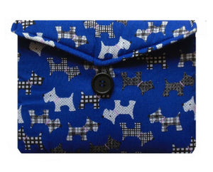 Royal_Blue_Scottie_Dogs_Print_Tablet_Bag
