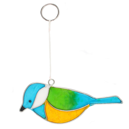 Blue Tit Bird Suncatcher - Miss Pretty London UK Limited