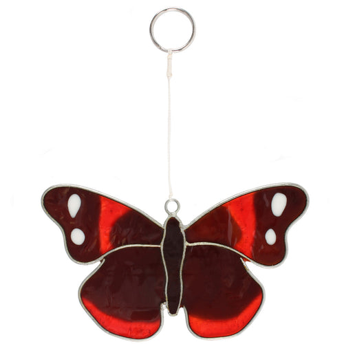 Red Admiral Butterfly Suncatcher - Miss Pretty London UK Limited
