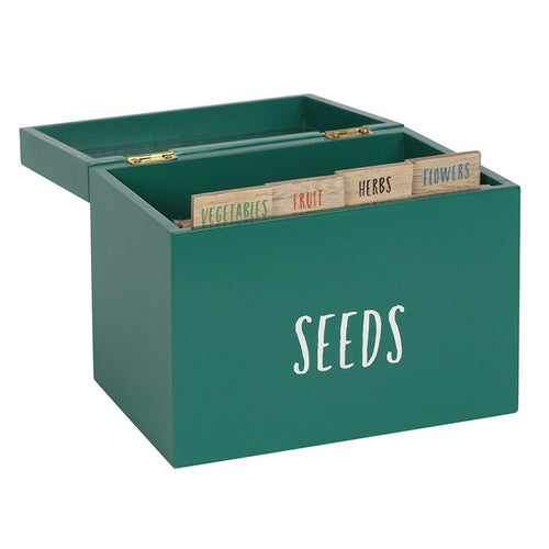 SEED STORAGE BOX - Miss Pretty London UK Limited