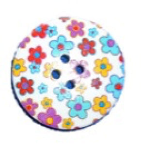 Summer_Flowers_Round_Buttons_-_Pack_of_3