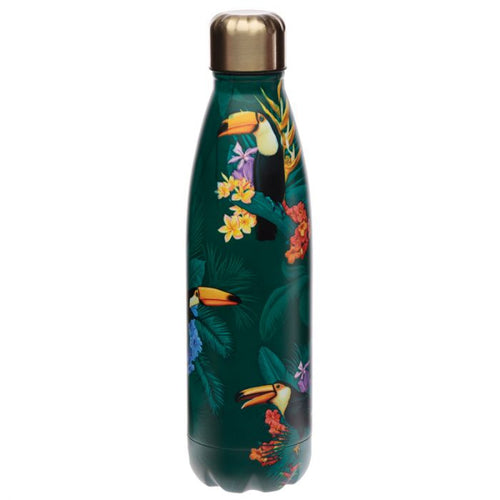 Toucan Party Reusable Stainless Steel Hot & Cold Thermal Insulated Drinks Bottle 500ml