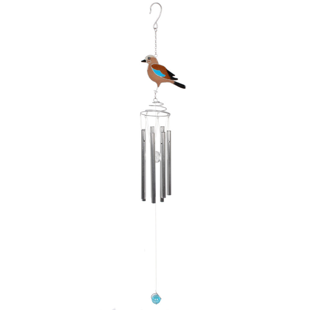 British Birds Jay Windchime