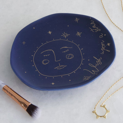WISH UPON A STAR TRINKET DISH - 36293