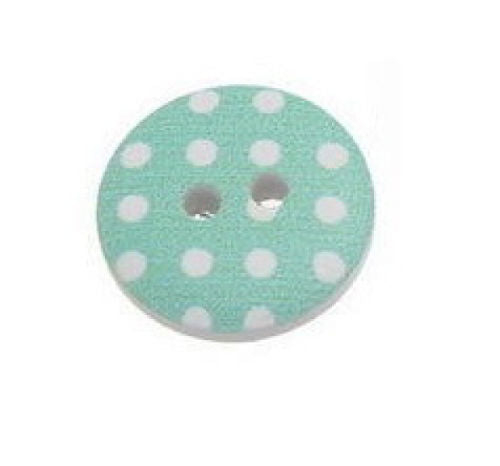 Aqua_Polka_Dot_Buttons_-_Pack_of_Five_-_15mm