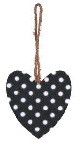 Black_Polka_Dot_Print_Hanging_Heart